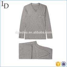 100% Baumwolle OEM Großhandel Männer Pyjamas Set 2017 100% Baumwolle OEM Großhandel Männer Pyjamas Set 2017 Baumwolle Pyjama