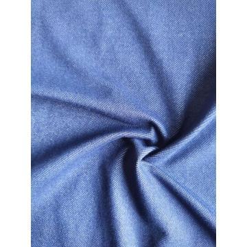 Вискоза Поли Джинсовая ткань