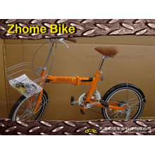 Bicicletas/20 polegadas Folding Bike dobrável bicicleta para o Japão e o mercado dos EUA