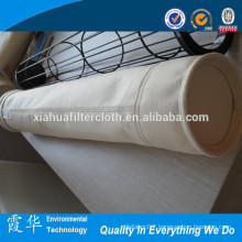 PPS dust air filter bag for cement industry