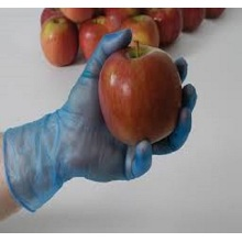 Dirt resistant dish washing Transparent Clear color kitchen household gloves
