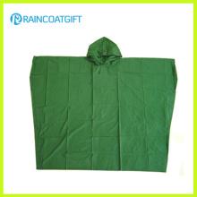 Waterproof PVC Rain Poncho Capes (RVC-020)