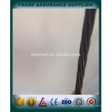 Baustoff astm a416 grade 270 pc Stahlstrang