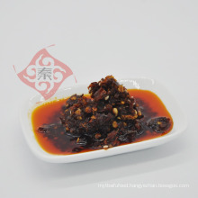 China famous chili soy sauce in Qinma Manufacture