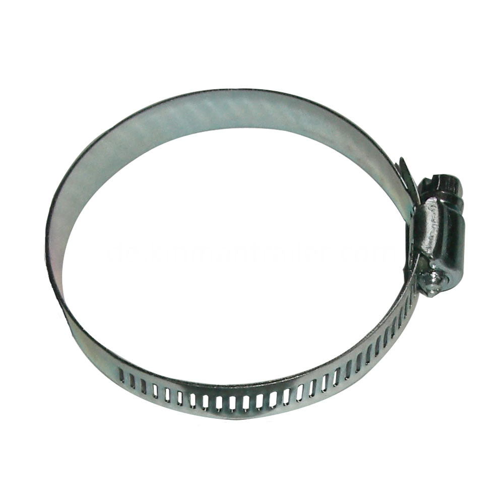 Hose Clamp Joint Design