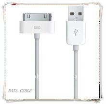 NOUVEAU PREMIUM WHITE AV TV Video Composite Data Cable pour Apple iPhone