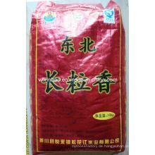 Rice Bag PP gewebte Reistasche