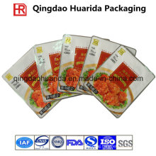 Laminated Aluminium Foil Plastic Frozen Food Packaging Bag