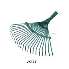 Garden tool rake