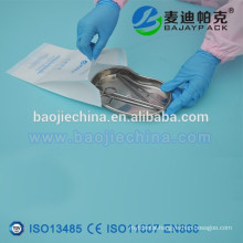 Medical gusseted paper pouch/Sterilization printed bag