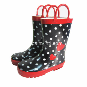 Kids'Waterproof Regenstiefel