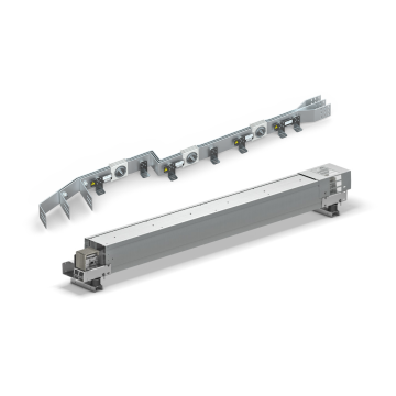 SIVACON 8PS Busbar Trunking Systems