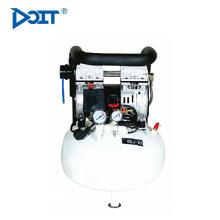 DT 600H-15 silenciosa máquina de compressor de ar isenta de óleo