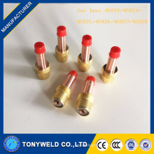 45v25 gas lens for tig 17/18/26
