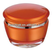 15ml 30ml 50ml Acrylic Cream Cosmetic Jar For Packaging