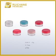 Plastic Small Cream Jar