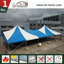 Tentes imperméables de luxe avec doublure pour événements extérieurs à vendre