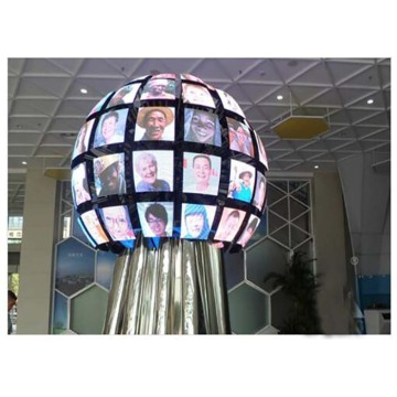 Anpassad Amazing Video Oregelbunden Form LED Display