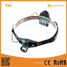 150lumens Telescopic CREE Xr-E Q5 LED Headlamp (POPPAS- T20)