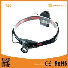 150lumens Telescópico CREE Xr-E Q5 LED Farol (POPPAS-T20)