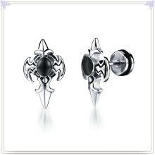 Joyería de la manera joyería cristalina pendiente del acero inoxidable (ee0319)