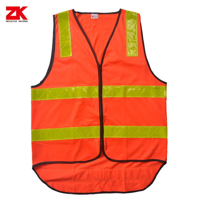 EN471 Hi-vis Safety Cloth
