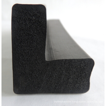 EPDM Silicone Sponge Rubber Sealing Strip for Eletrical