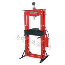 Shop Press 30 Ton with Gauge