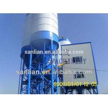 HZS60 ready mix concrete mixing plant