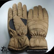 SRSAFETY крутые коричневые лыжные перчатки по самой низкой цене