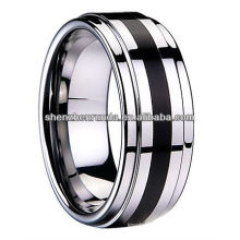 Fashion Ring Tungsten Ring High Polished Shiny Ring Manufacturer & Supplier & Exporter