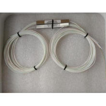 1 * 4 mini tipo acoplador do PLC da fibra óptica com tubo de aço