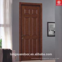 Modern designs MDF painting wooden interior bedroom doors