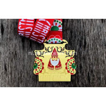 Custom Design 2020 Metal Noel Christmas Medal