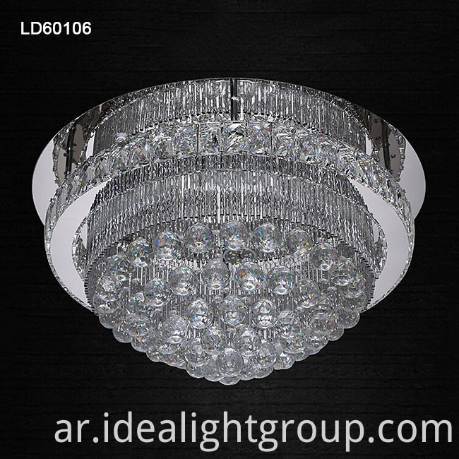 residential led decorative chandelier