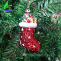 2019 The Year Christmas Ornament Glass Christmas stocking hanging Stuffer Gift Themed - Ready-made goods of 230 Pieces