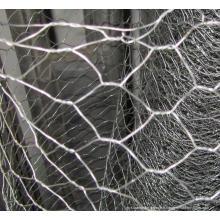 Filetage en fil de poulet / fil de volaille / maillage galvanisé hexagonal