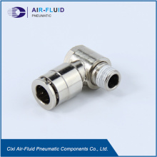 Air-Fluid Brass  Banjo Swivel Push in Fittings