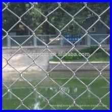 2016 profissional quente mergulhado galvanizado Cadeia Link Fence