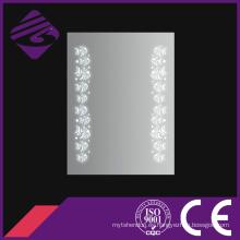 Jnh255 baño de pared decorativa espejo de baño LED con patrones Beauitful