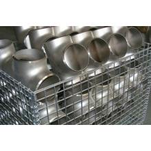 Alta calidad ASTM A234 Wp11 Wp12 Aleación de acero Tees