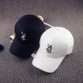 Venta por mayor 100% poliéster de béisbol, casquillo especial tela otomana
