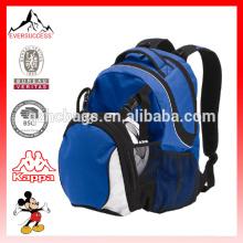 Mochila con bolsa de plástico con bolsillo accesorio desmontable para deportista (ES-Z353)