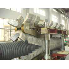 FT best selling double wall corrugated pipe machine
