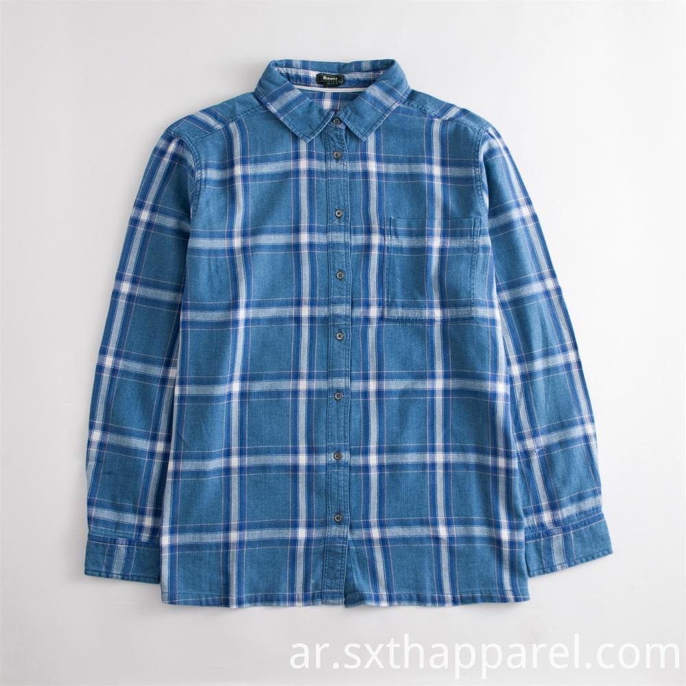 Men's Check Shirt