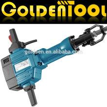 825mm 63J 2200w Power Concrete Pavement Breaker Portable Electric Demolition Jack Hammer GW8079