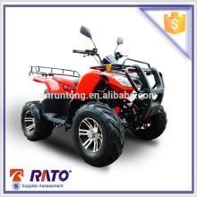Novo design china 150cc atv quad 4x4