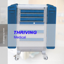 Hospital High Quality Dispensing Trolley (THR-ZY109)