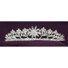 Кристалл красоты Crystal Свадебный Rhinestone Свадебный Tiara