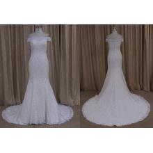 Taiwan Mermaid Bridal Wedding Dress Manufacture